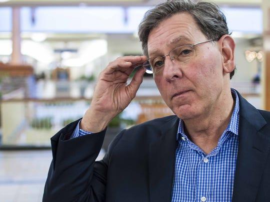 Don Sinex discusses his plans to redevelop the Burlington