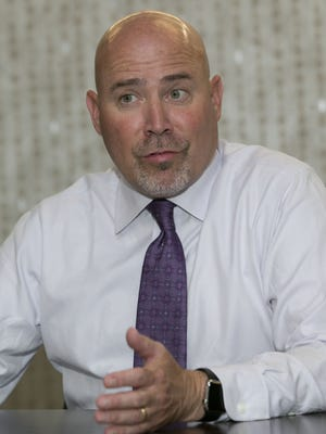 Congressman  Tom MacArthur will make appearances in Burlington County Tuesday and Wednesday