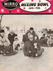 Mirro Mixo Bowl employee magazine cover, January-February