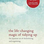 """Marie Kondo's """"The Life-Changing Magic of Tidying Up"""" is the No. 1 nonfiction title for the week ending July 12."""
