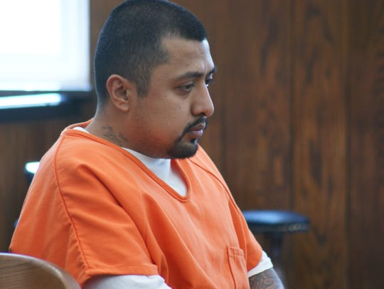 Mauricio Valois-Perez, 31, was sentenced to 18 years