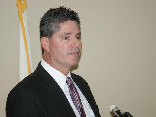 Incumbent Fremont Municipal Judge Daniel Brudzinski.