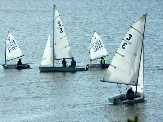 Waterfest with the Treasure Coast Youth Sailing Foundation is Sunday at Jaycee Park in Fort Pierce.