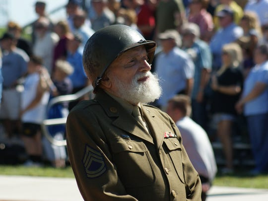 Lloyd Boyer, 92, who served under Gen. George Patton