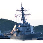 Wisconsin commander in deadly USS Fitzgerald crash to face hearing March 7