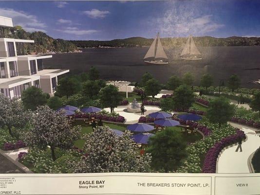 Eagle Bay development Stony Point