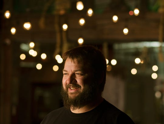 Bill Vaughan is a part owner and brewmaster at Bury