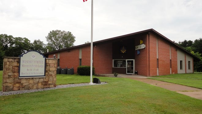 The Masonic Center is located at 2321 Second Ave. S., on the west side of the Wisconsin River.