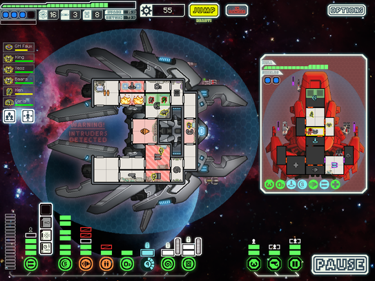 FTL Faster Than Light Advanced Edition