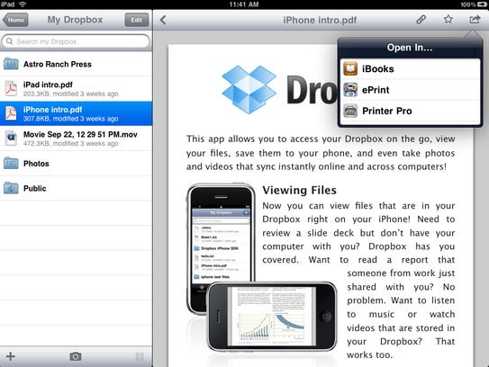 Printer Pro from Readdle
