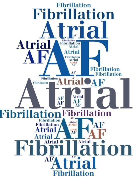AF - Atrial fibrillation