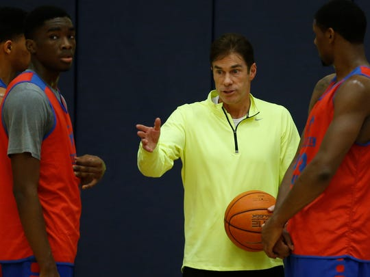 SMU associate head coach Tim Jankovich expects to take