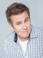 Comedian Brian Regan has appeared on multiple Comedy