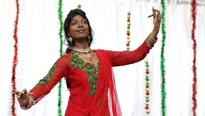 Alexandra Dass will return to perform at the Diwali celebration Sunday, Oct. 23, at Willamette Heritage Center.