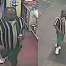 Authorities are searching for a man they suspect is responsible for a rash of robberies in the Midtown area.