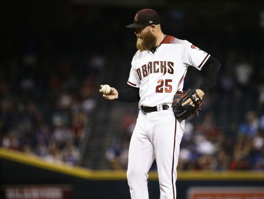 Archie Bradley wants to be a starter, but will likely return to the bullpen at the beginning of the 2018 season.