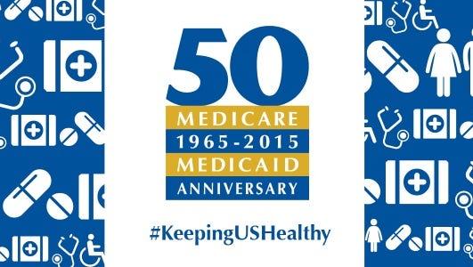 Medicare turns 50