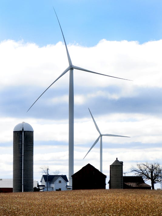 GPG Wind Turbines