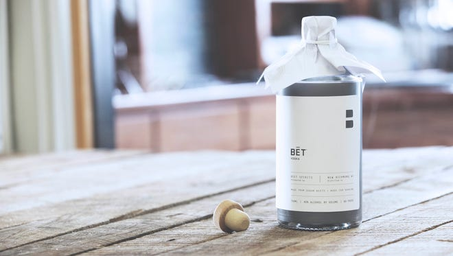 BET Vodka is distilled at 45th Parallel Distillery in New Richmond, Wisconsin. The product has started to enter the Central Minnesota market.