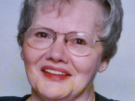 Stouffer obituary photo