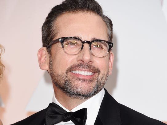 Actor Steve Carell attends the 87th Annual Academy