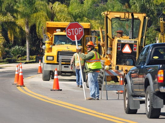 Brevard County officials cited maintenance of county roads as a critical need, requiring more money in the 2016-17 budget to help catch up on a backlog of road resurfacing projects..