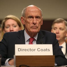 Unlike Trump, Dan Coats doesn't shy from calling out Russia