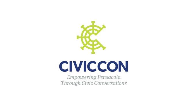 Civic Con logo.