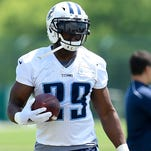 Tennessee Titans have first OTA practice