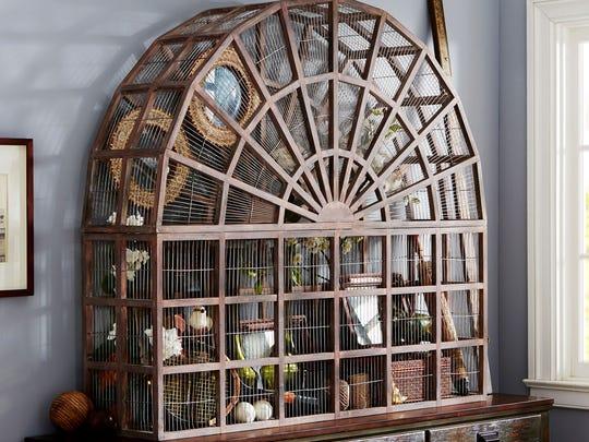 large Conservatory bird cage