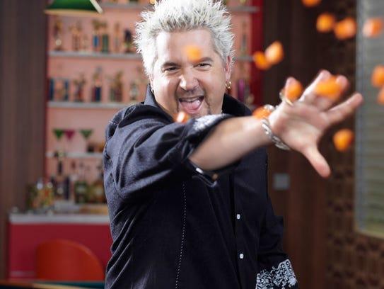 Like Jimboy's Tacos, Guy Fieri is a Sacramento-area native. He's a longtime fan of the restaurant.