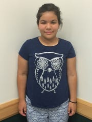 Kate Osorio won first place in the middle school category of the Tobacco Free Summer Art Contest.