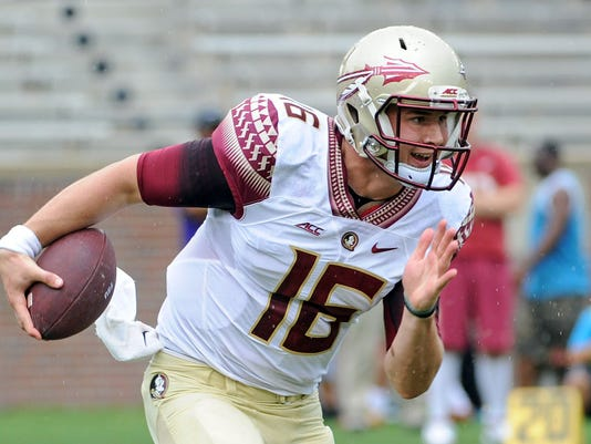 NCAA Football: Florida State-Spring Game