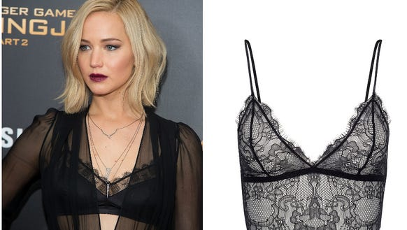 how to put on a bralette