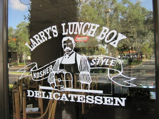 The second Larry's Lunch Box opened in 2012 in Neapolitan Way shopping center in Naples.