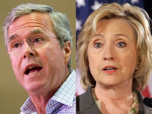 Fact Check Bush Clinton Play Blame Game On Iraq