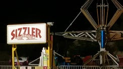 "The deadly accident happened at the ""Sizzler"" ride"