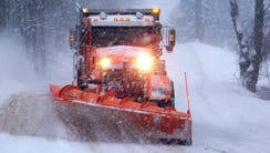 Douglas Dynamics makes snow removal equipment used
