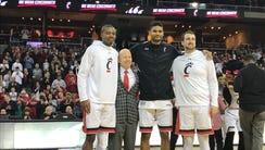 Gary Clark, Kyle Washington and Jackson Bart join University