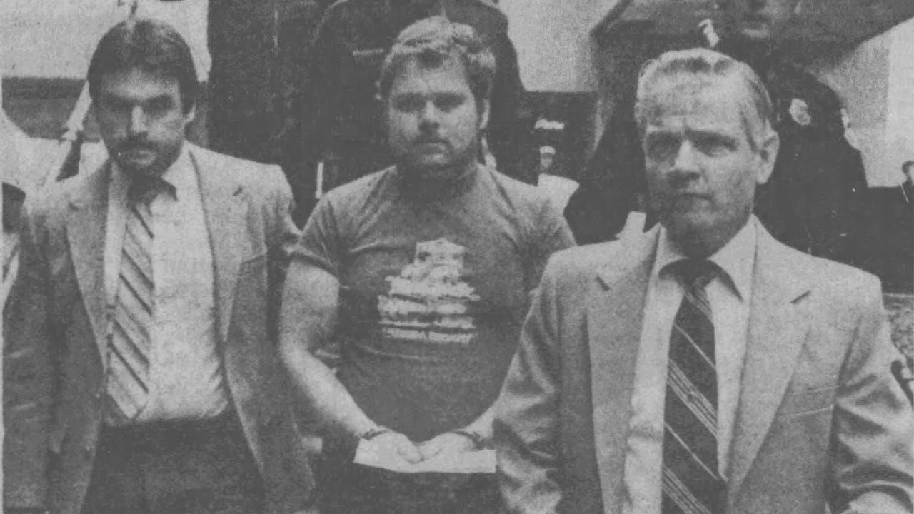 Vestal Police Chief John Butler was a Binghamton police detective in 1984, when he was interrogating James Wales, who killed 12-year-old Cheri Lindsey in Binghamton.