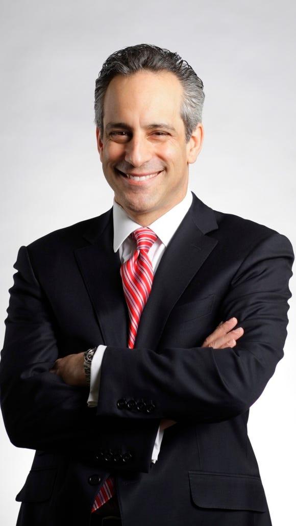 Earth Fare's new president and CEO, Frank Scorpiniti.
