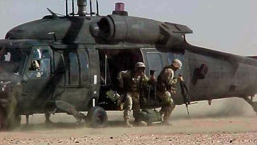 Iowa National Guard helicopter unit mobilized for overseas medevac duty