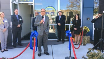 ENER-G Rudox cuts the ribbon at its facility in East Rutherford