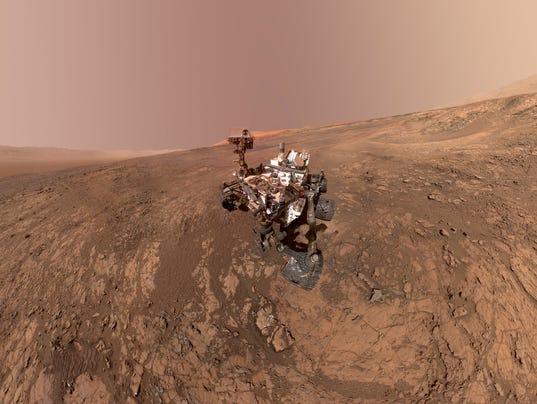 AP SPACE MARS LIFE A FILE XSP