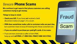 Report Social Security phone scams online