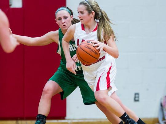 Cardinal Ritter High School's Jenna Purichia