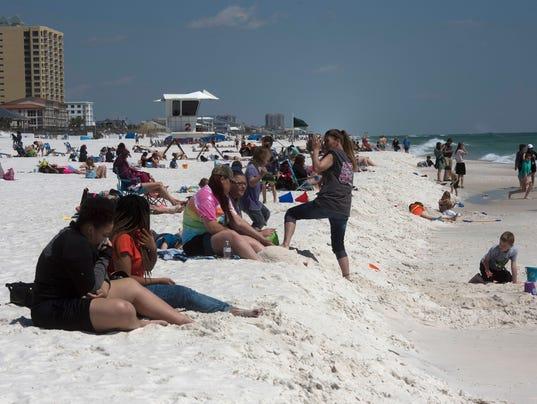 Pensacola Beach Tourism