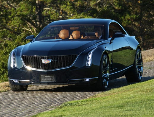 Image Result For Cadillac Elmiraj Concept Coupe Price