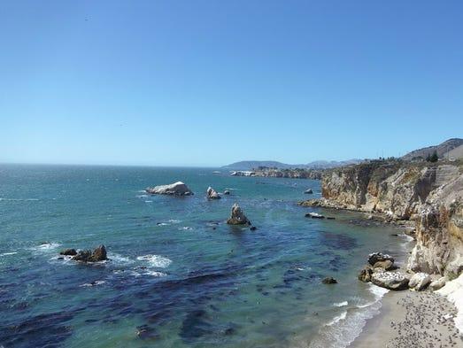 Bed And Breakfast California Coastline