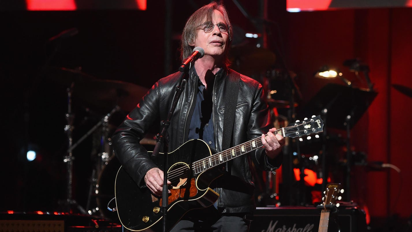 Jackson Browne Married Classy jackson browne playing redford theatre benefit concert